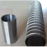 Stainless steel coal wedge sieve
