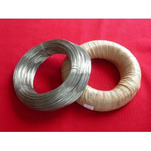 Stainless steel wire coil