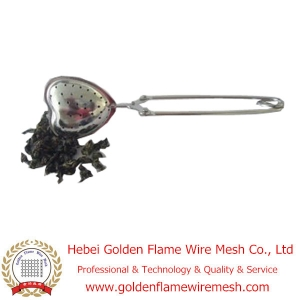 Heart Shape Tea Strainer