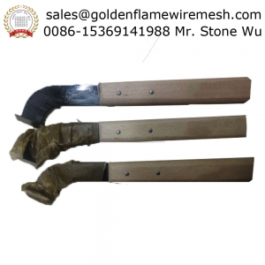 Rubber Tools Rubber Tapping Knife
