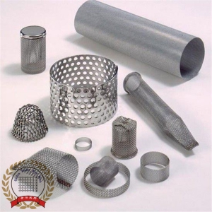 cylinder shaped stainless steel filter wire mesh