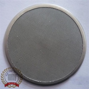 Circular Shape Stainless Steel Wire Mesh