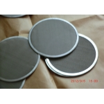 Customized stainless steel alumin filter