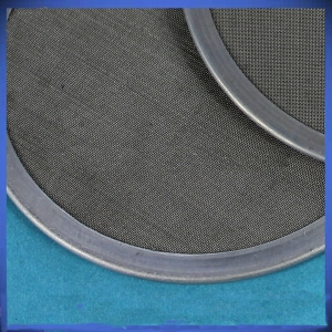 Solid particle stainless steel filter wire mesh