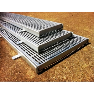 Stainless Steel Grates and Drains